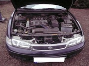 Разборка Mazda 626 GE 92-97 запчасти
